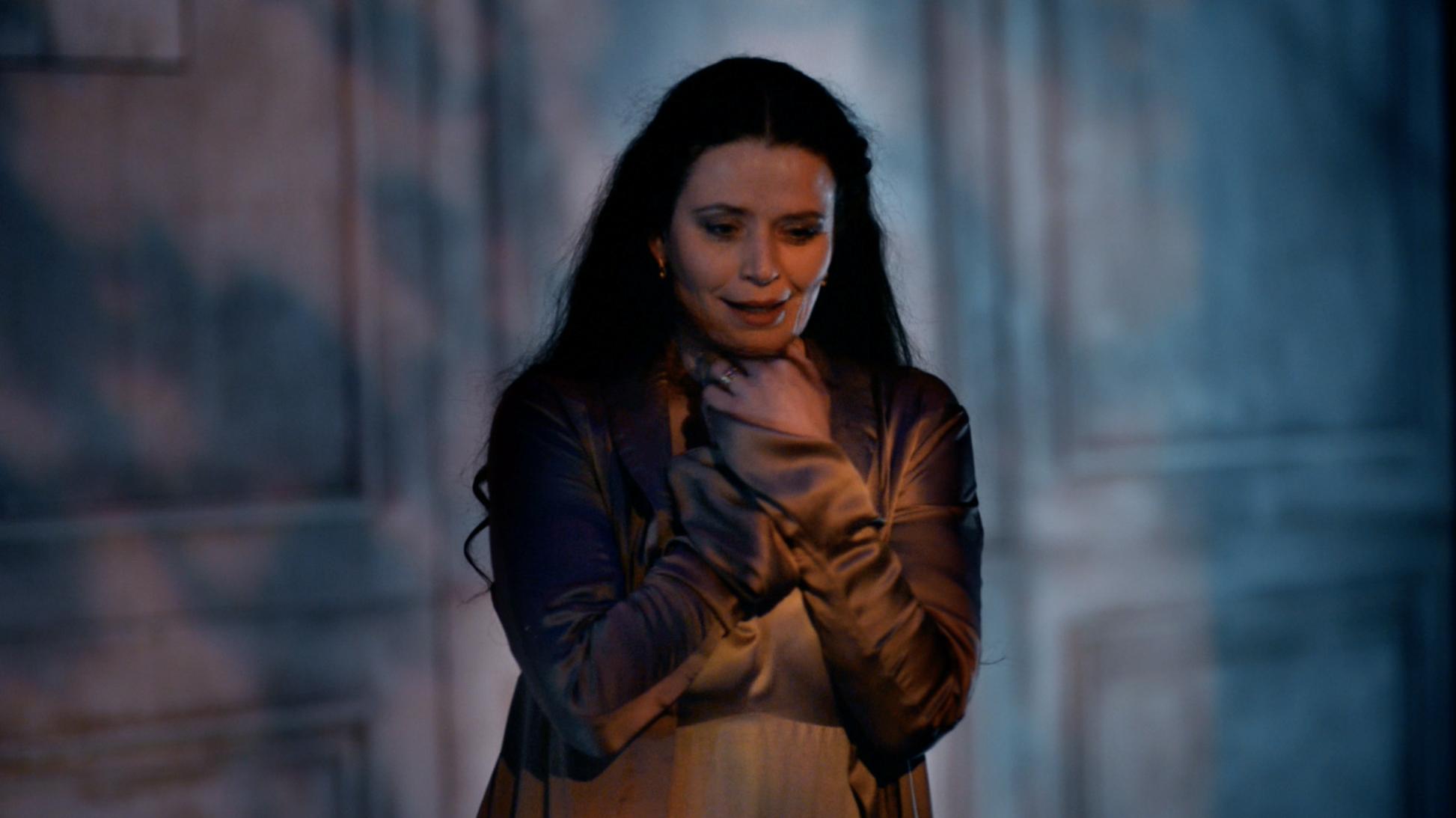 Karenina & I: una scena con Gørild Mauseth