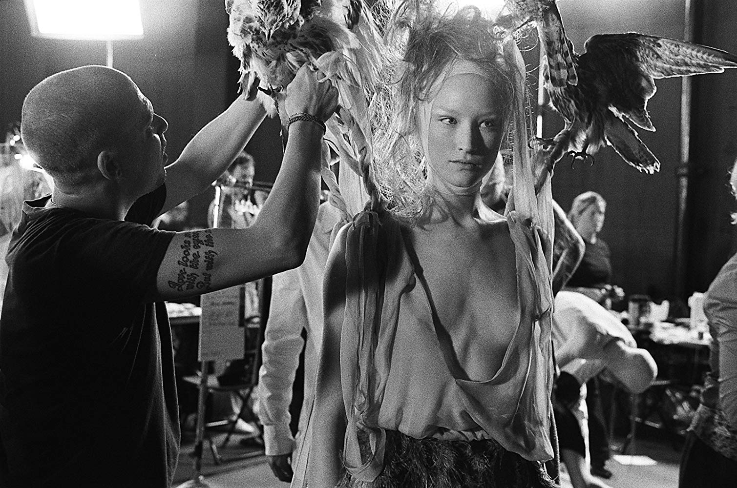 Alexander McQueen - Il genio della moda: Alexander McQueen una scena