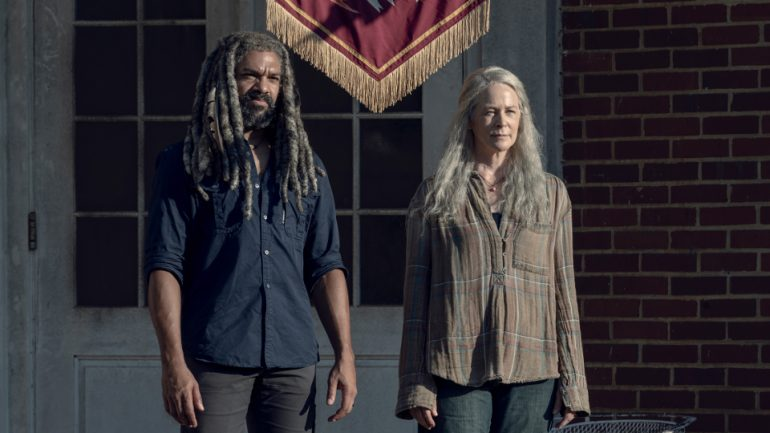 The Walking Dead:Melissa McBride, Khary Payton nell'episodio Chokepoint
