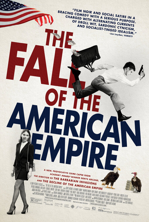 Locandina di The Fall of the American Empire