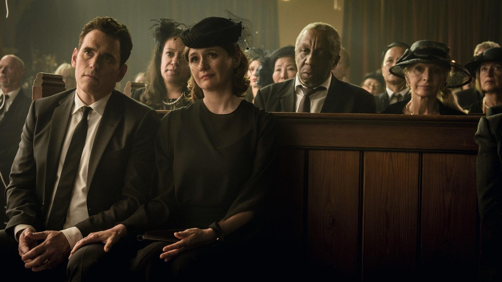 Un viaggio indimenticabile: una scena con Emily Mortimer e Matt Dillon