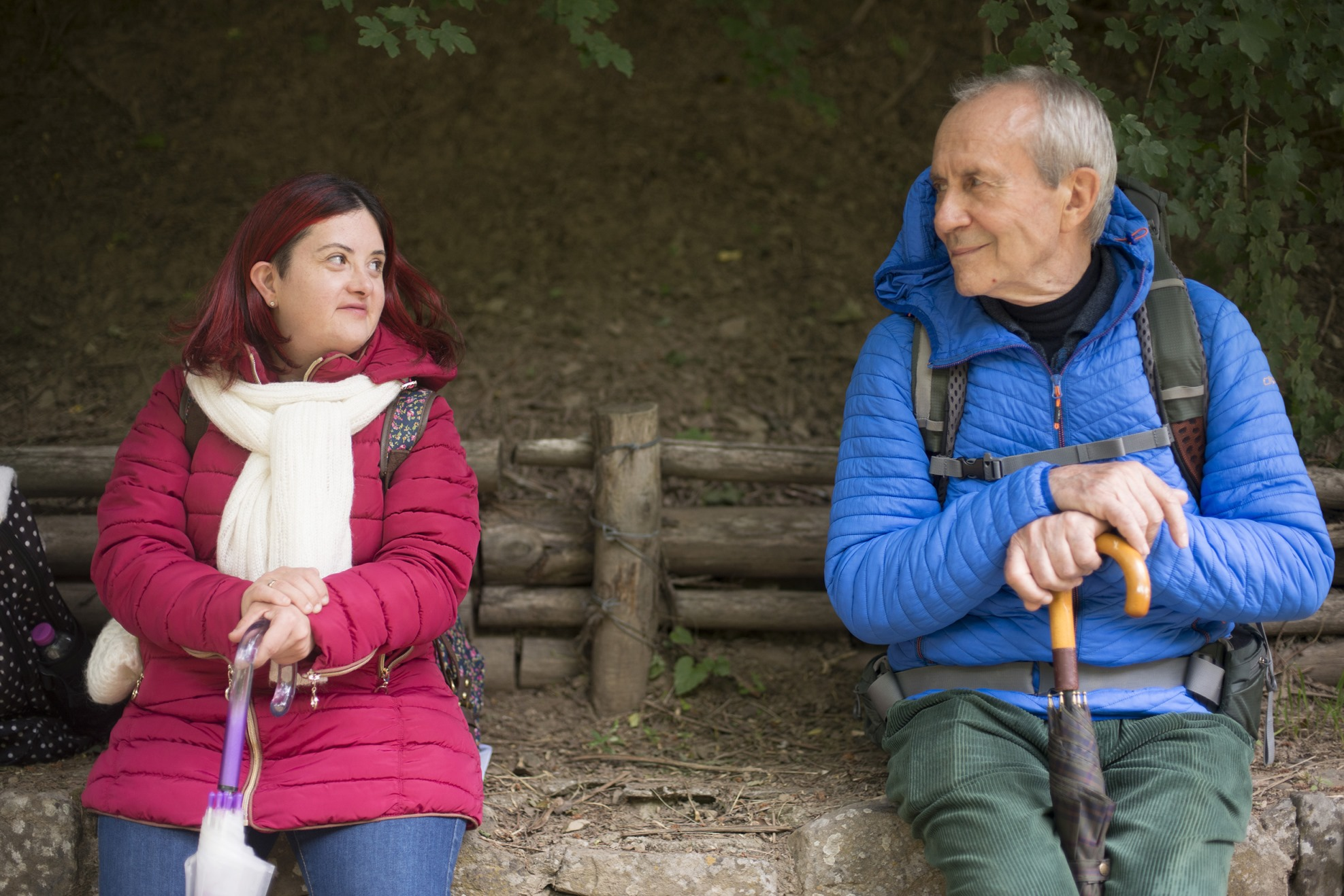Dafne: Carolina Raspanti in una scena del film