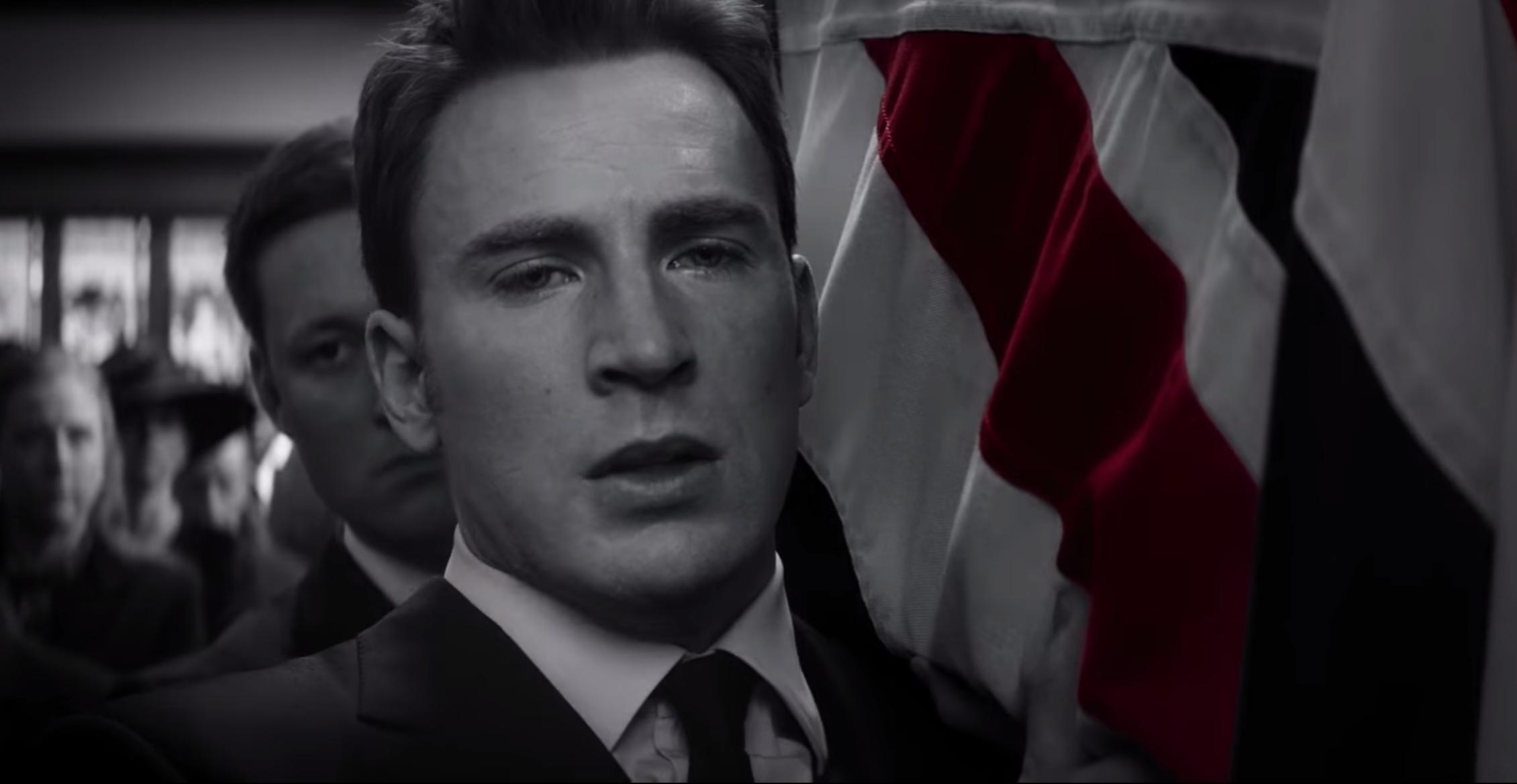 Avengers: Endgame - un ricordo di Captain America
