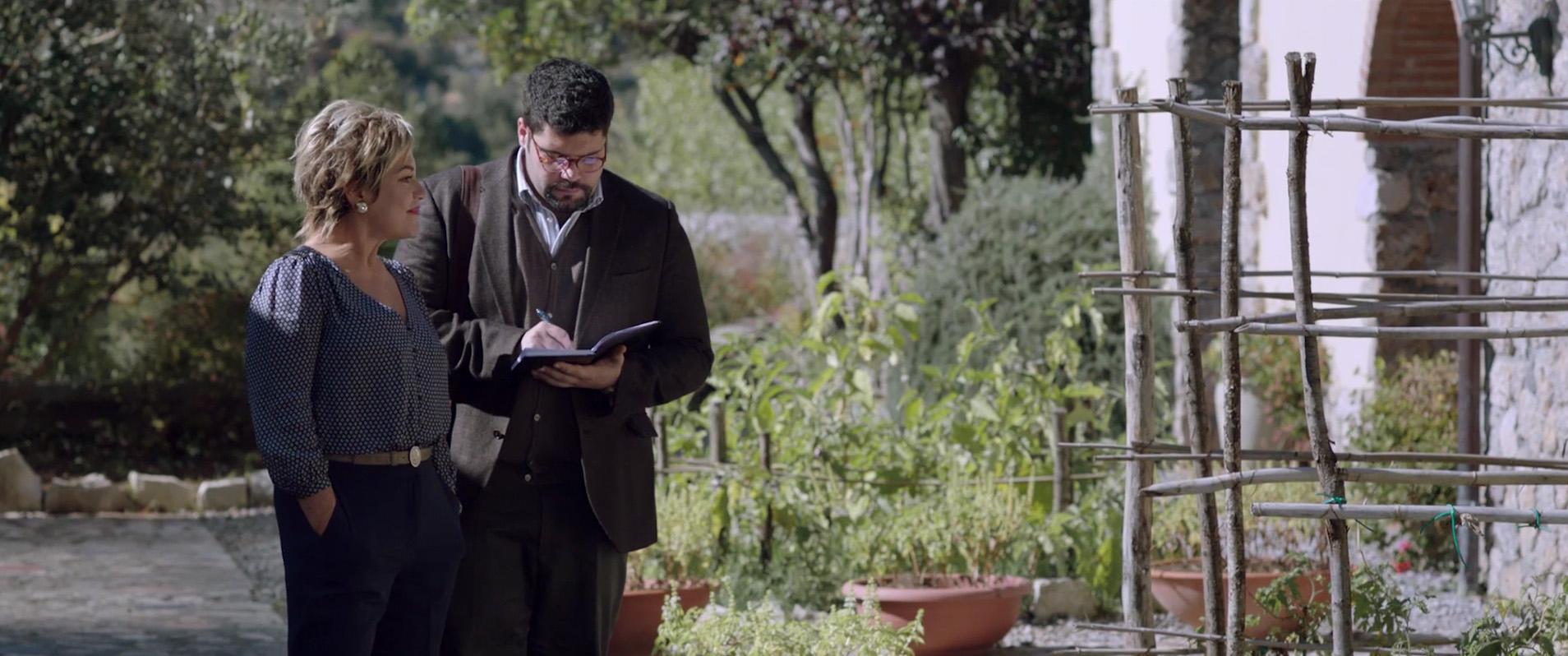 L'eroe: una scena con Salvatore Esposito