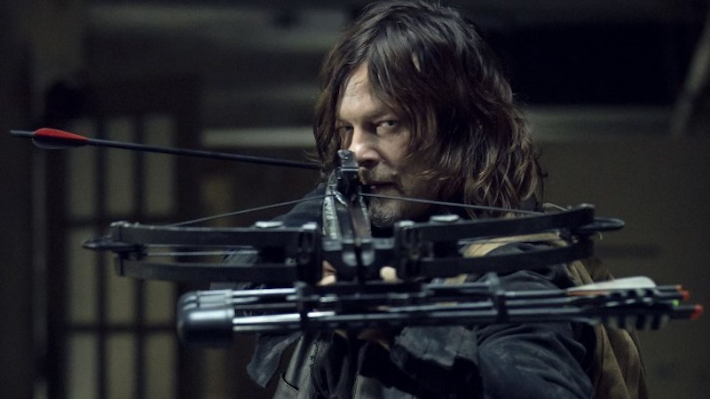 The Walking Dead:  Norman Reedues nell'episodio Scars
