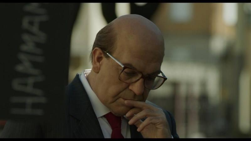 Pierfrancesco Favino è Craxi nel film Hammamet sull'uomo politico italiano