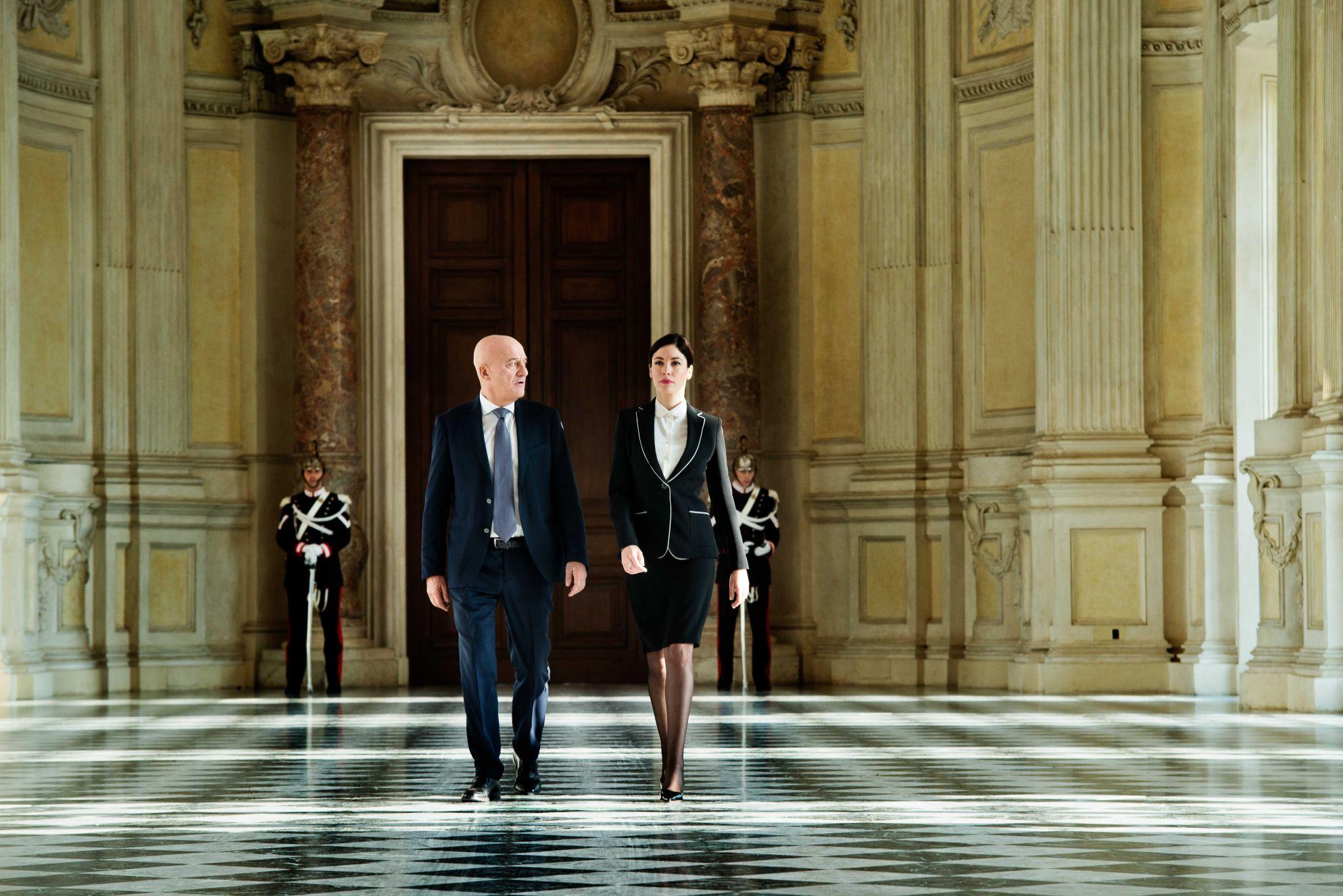 Bentornato Presidente: Claudio Bisio in un momento del sequel