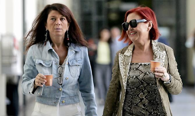 Wanna Marchi e la figlia Stefania Nobile