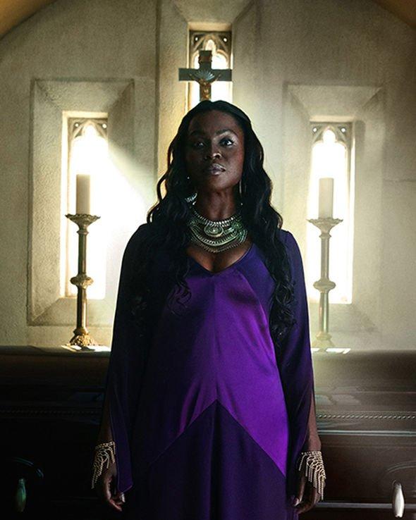American Gods: Yetide Badaki nell'episodio Muninn