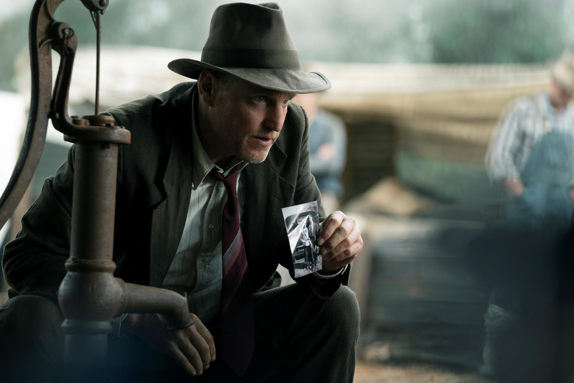 Highwaymen - L'ultima Imboscata: Kevin Costner in una scena