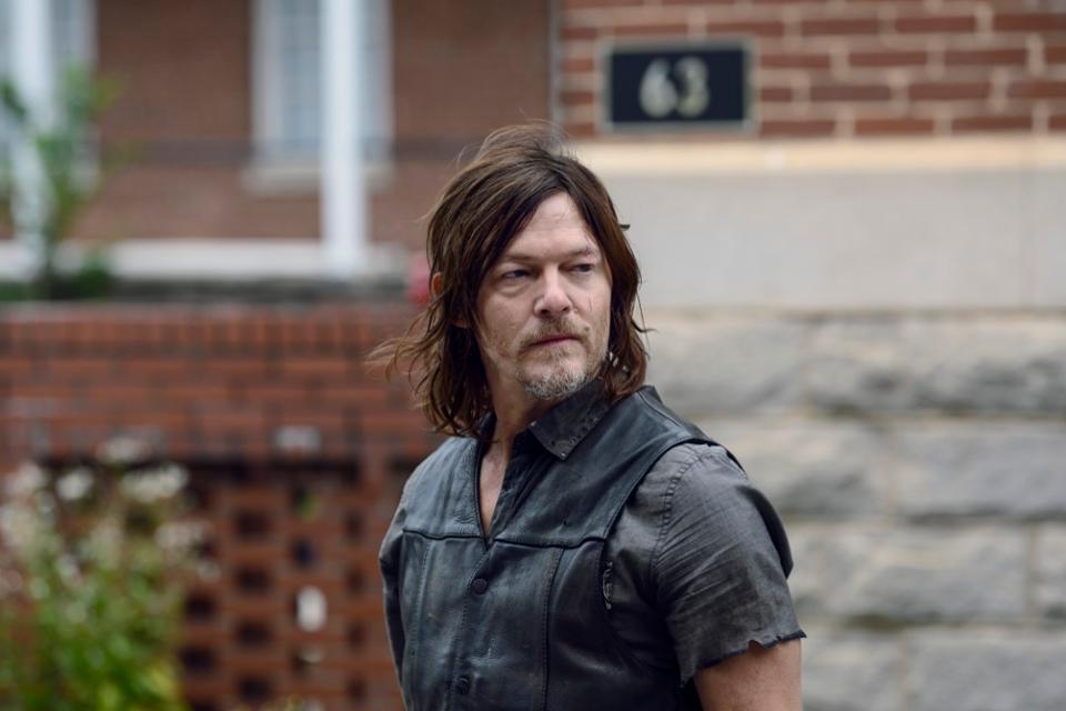 The Walking Dead: Norman Reedus nell'episodio La quiete prima della tempesta