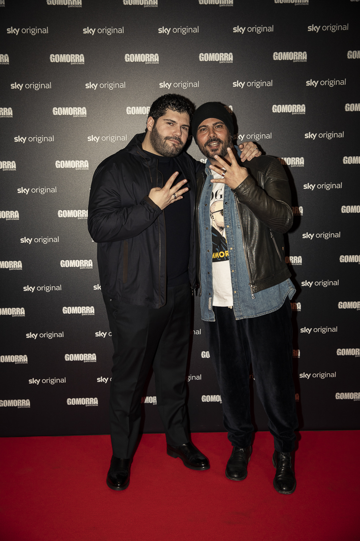 Gomorra: Salvatore Esposito e Marco D'Amore in un'immagine promozionale