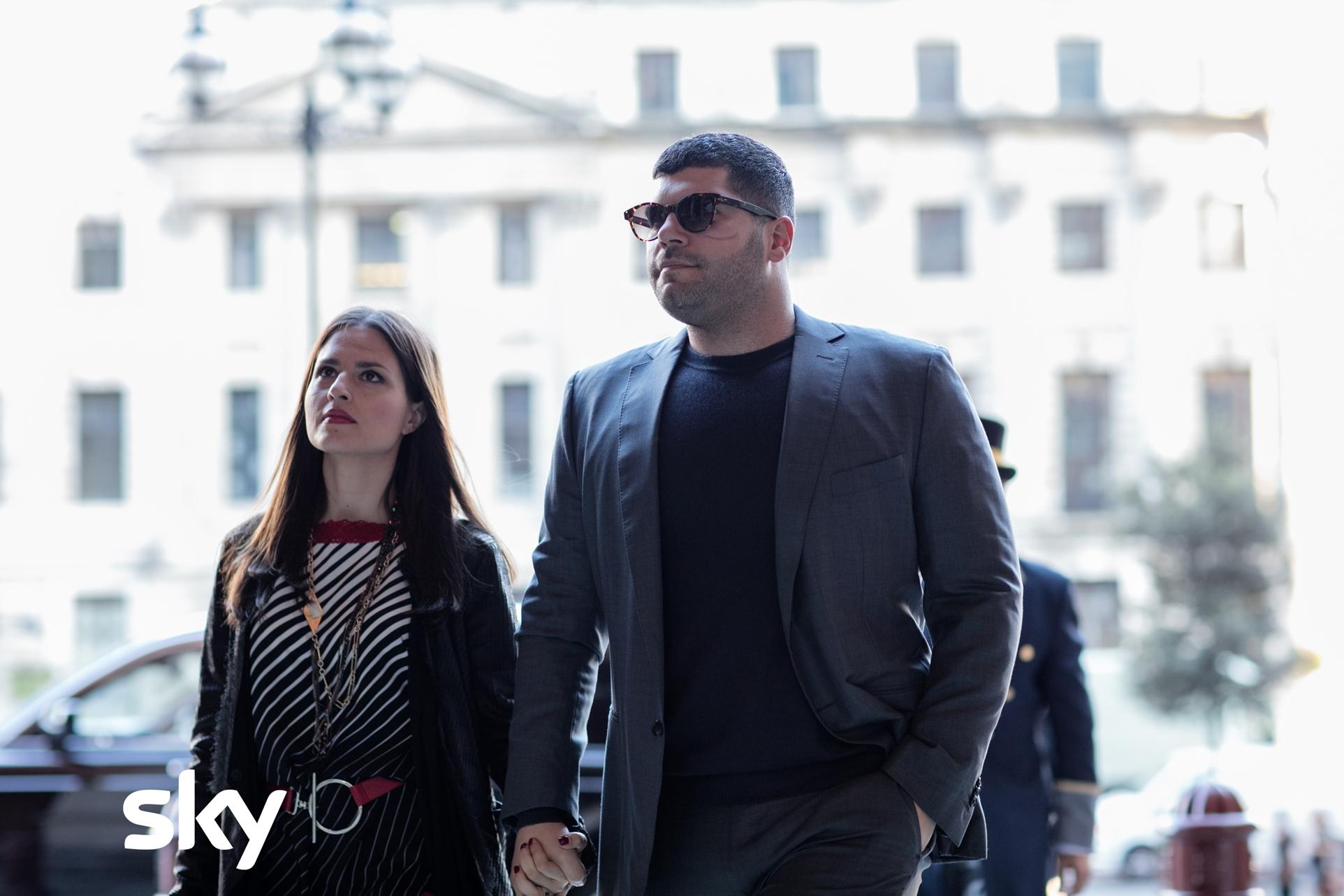Gomorra: una scena con Ivana Lotito e Salvatore Esposito nella quarta stagione