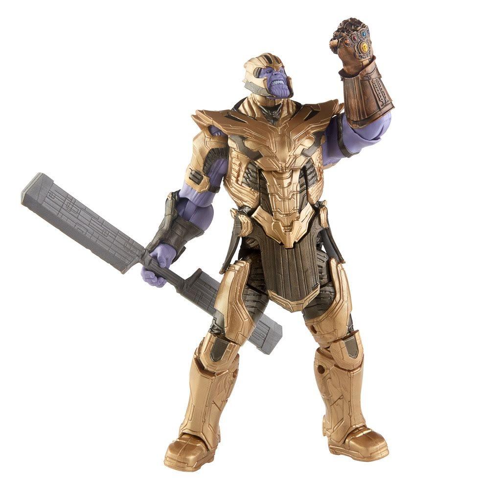 Avengers: Endgame, l'action figure di Thanos