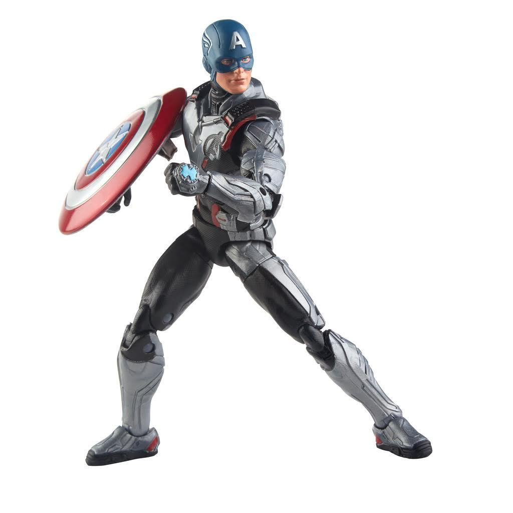 Avengers: Endgame, l'action figure di Captain America
