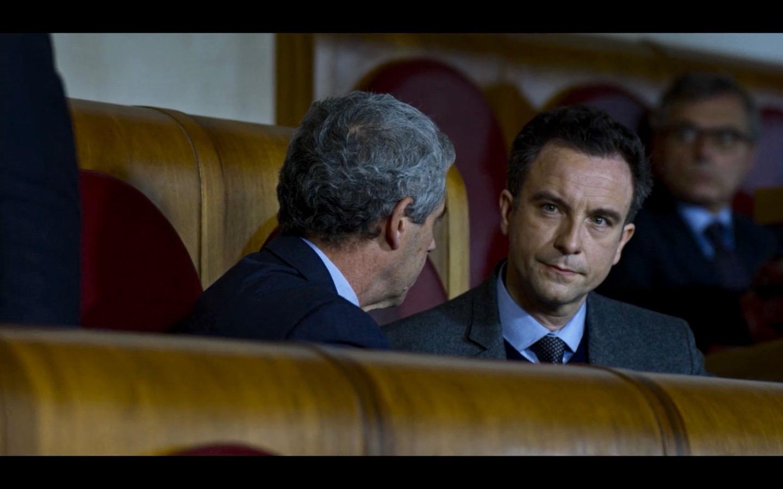 Suburra: una scena con Maurizio Bianucci