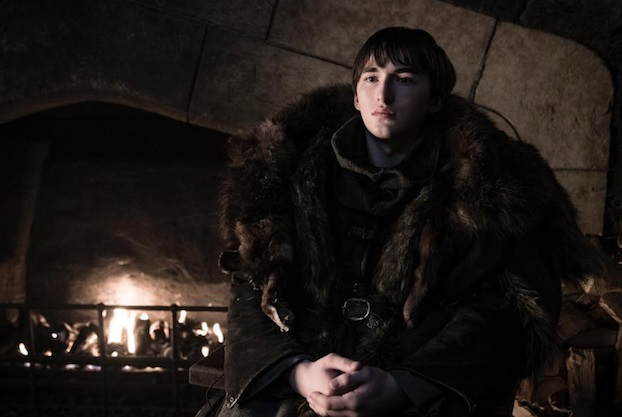Il Trono di Spade 8: una foto di Bran tratta dall'ultima stagione