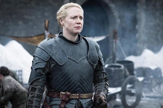Il Trono di Spade 8: una foto di Brienne