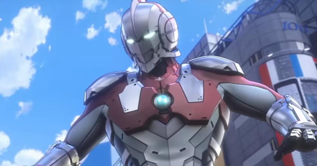 Ultraman: il guerriero in azione