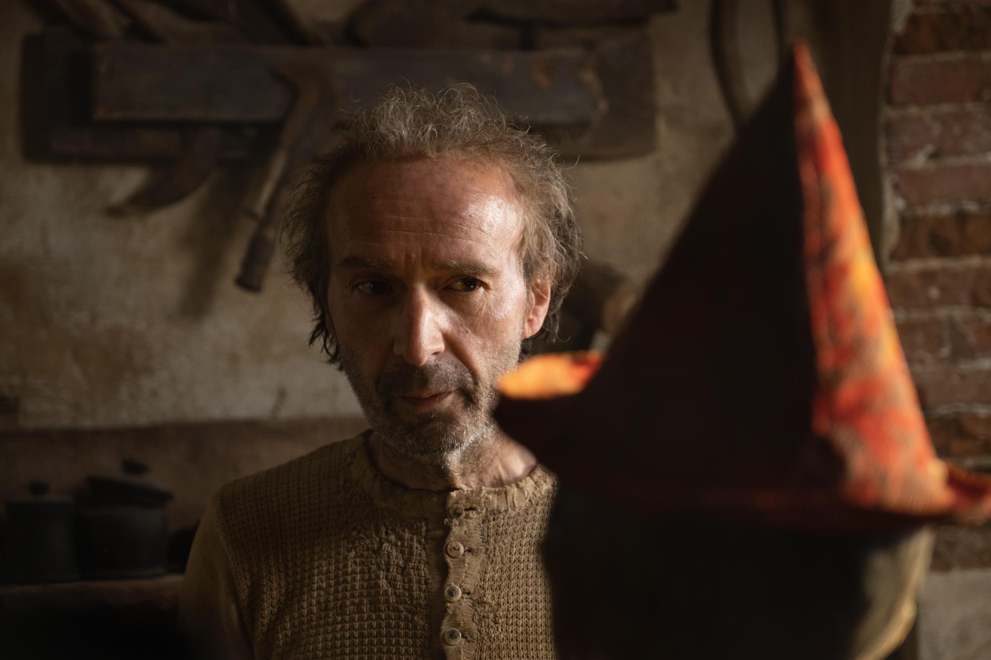 Pinocchio: una delle prime immagini del film