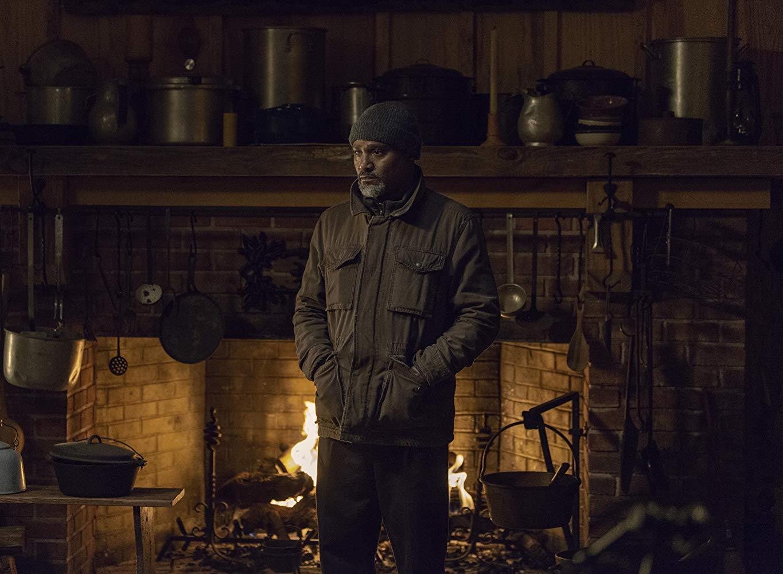 The Walking Dead: Seth Gilliam in una scena dell'episodio La Tempesta