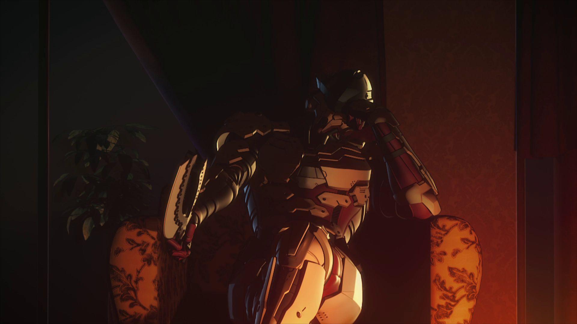 Ultraman: un'immagine della serie