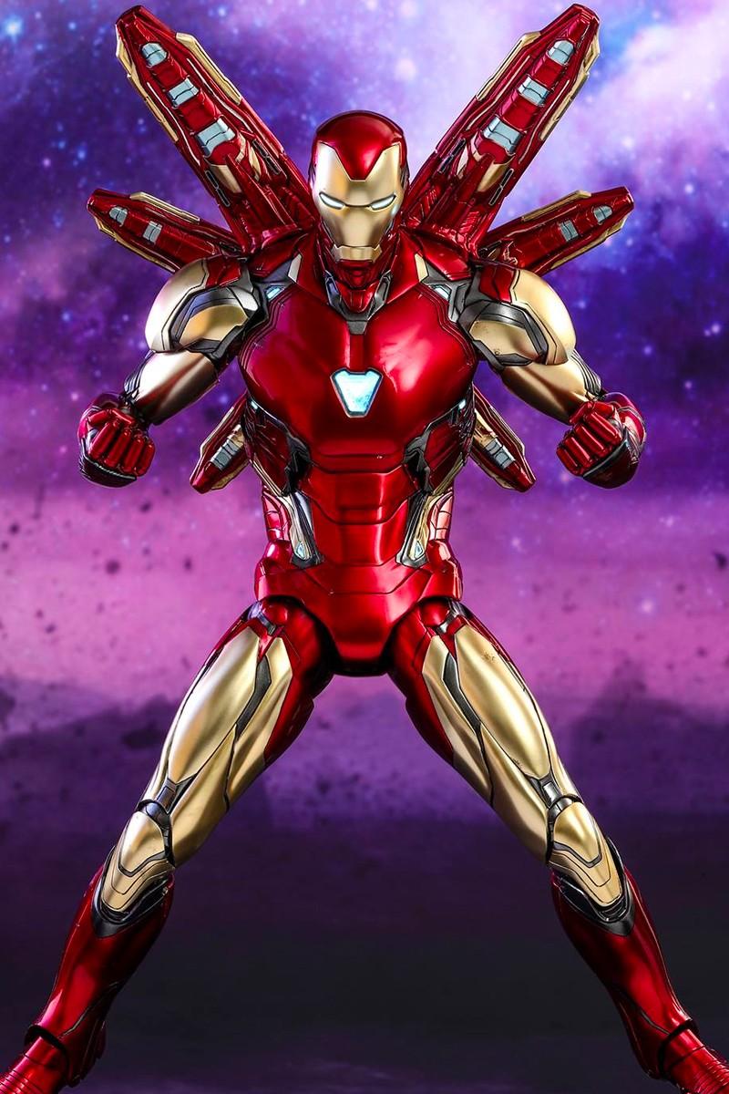 Avengers: Endgame, Hot Toys svela la Mark 85 di Iron Man