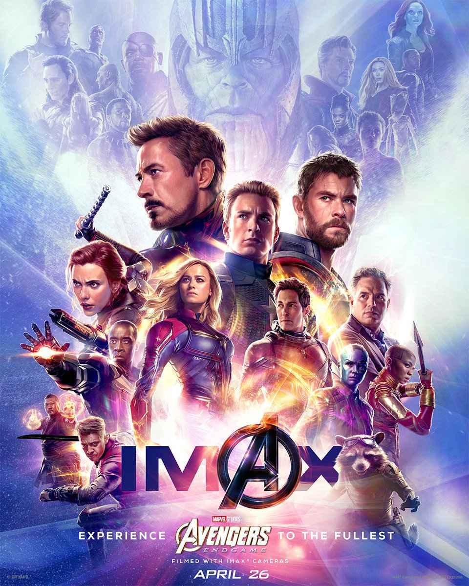 Avengers: Endgame, un nuovo poster del cinecomic