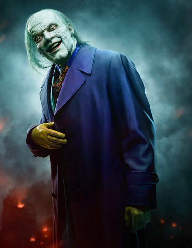 Gotham 5: Cameron Monaghan in una foto promozionale della serie