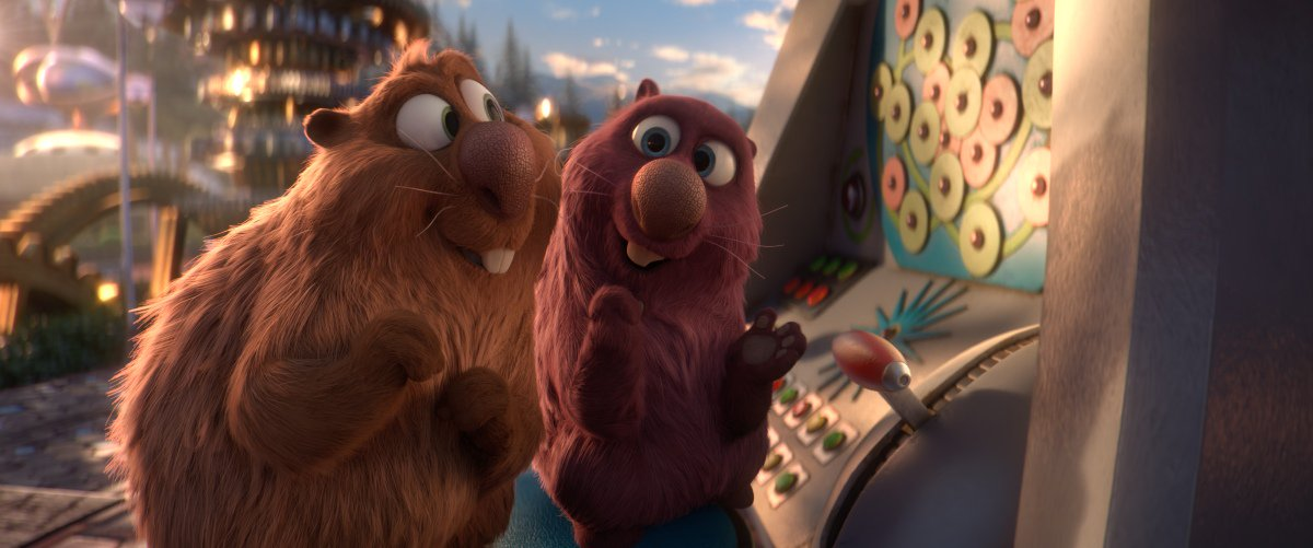 Wonder Park: una sequenza del film d'animazione