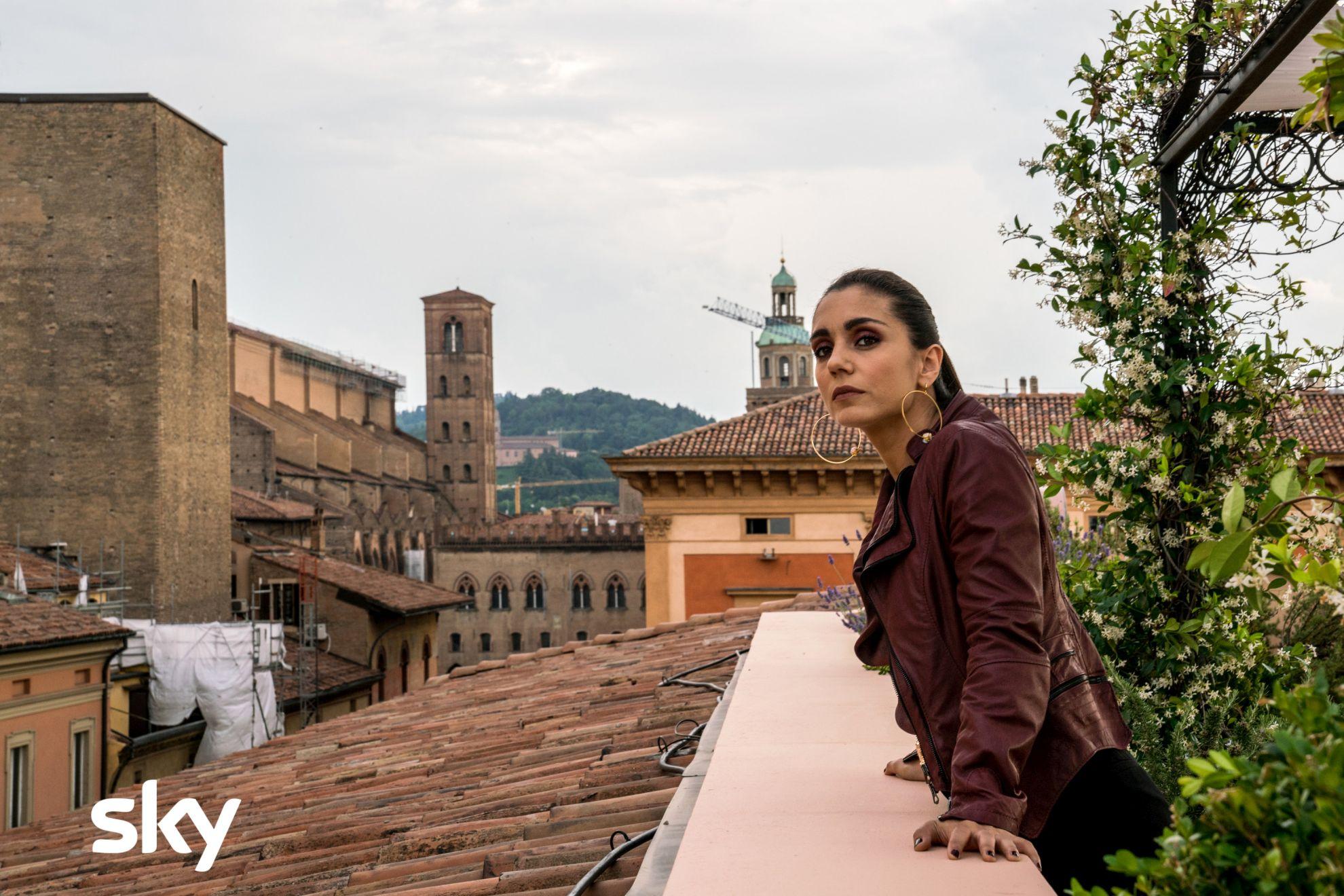 Gomorra - La Serie: Cristiana Dell'Anna nel terzo episodio