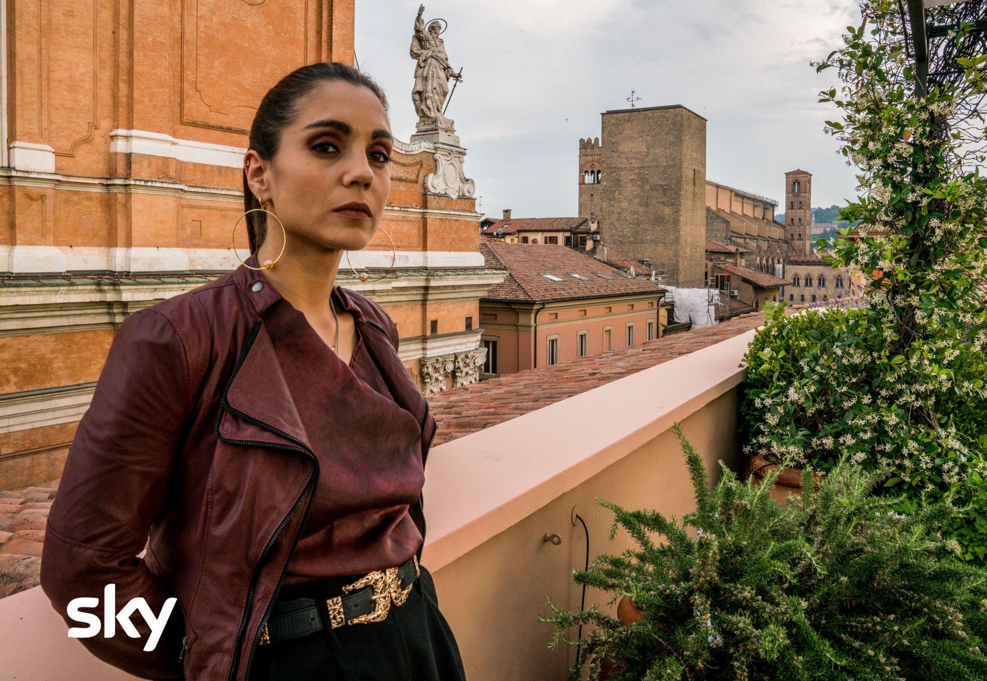 Gomorra - La Serie: una scena con Cristiana Dell'Anna nel terzo episodio