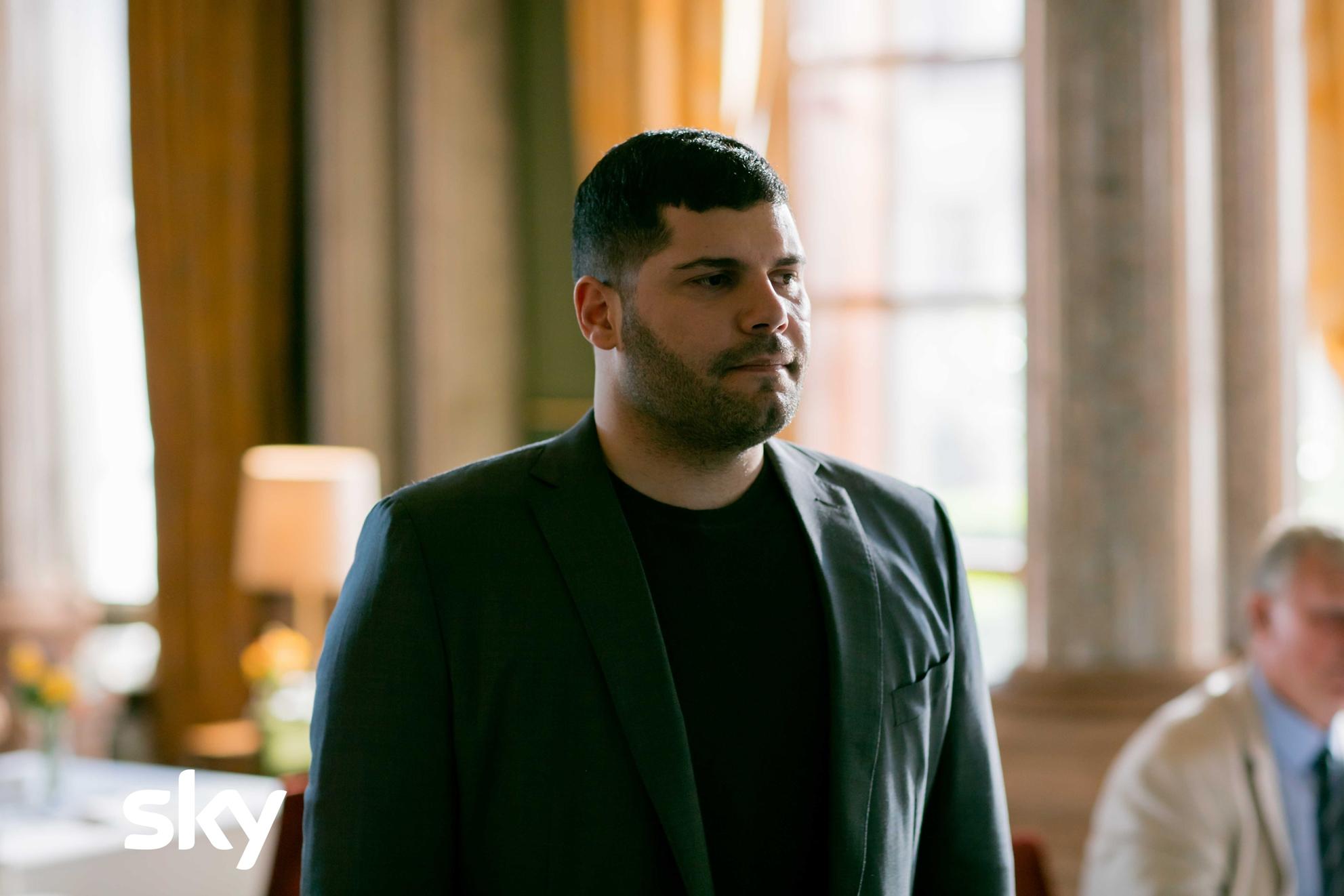 Gomorra - La Serie: Salvatore Esposito nel quarto episodio della quarta stagione