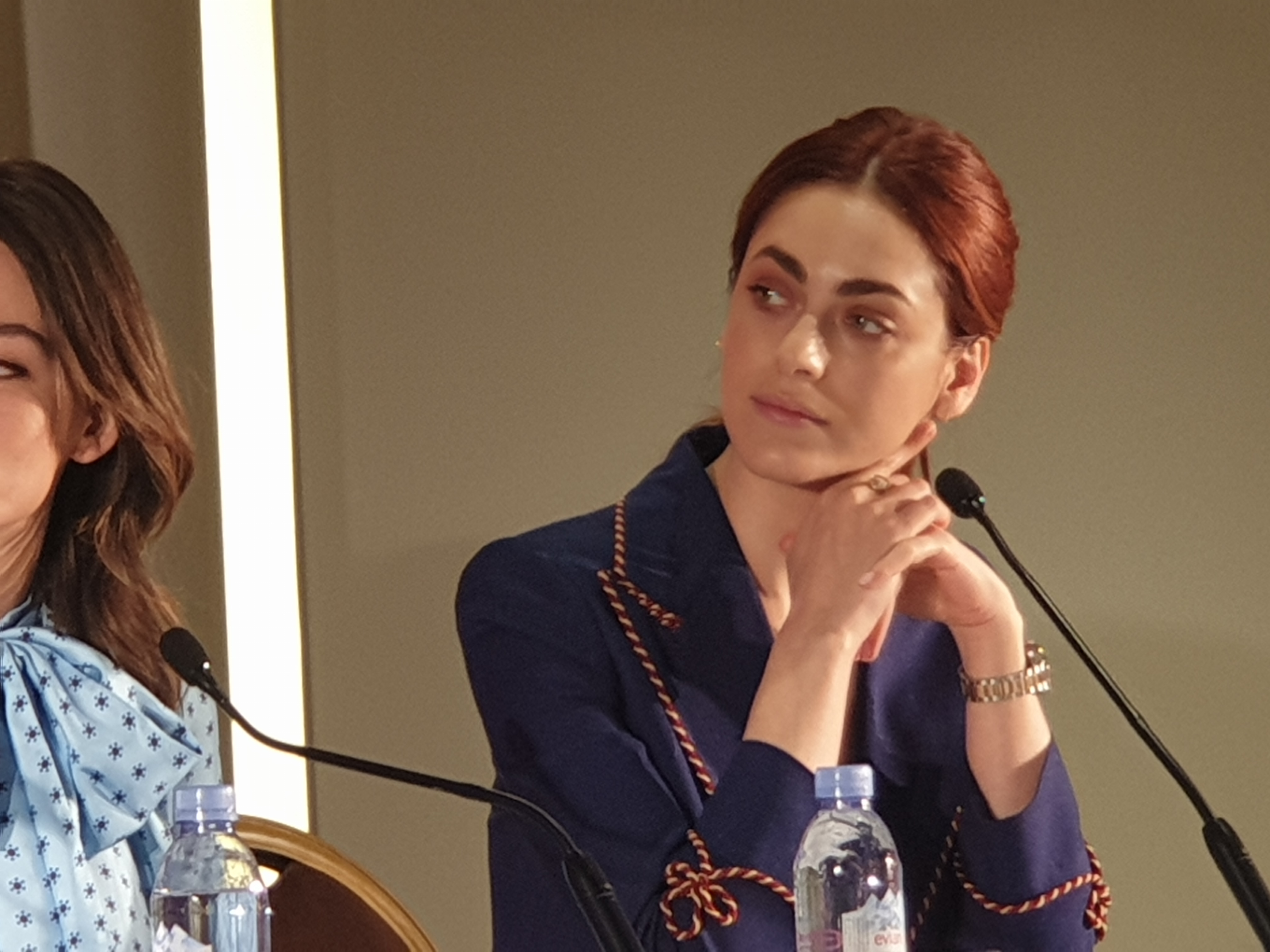 Miriam Leone a Canneseries 2019