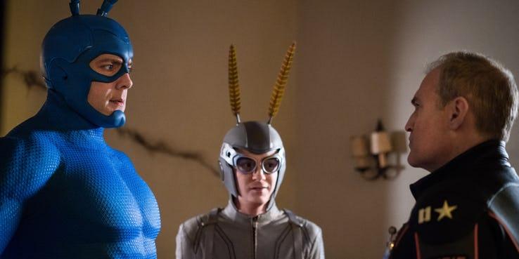 The Tick: una foto della seconda stagione