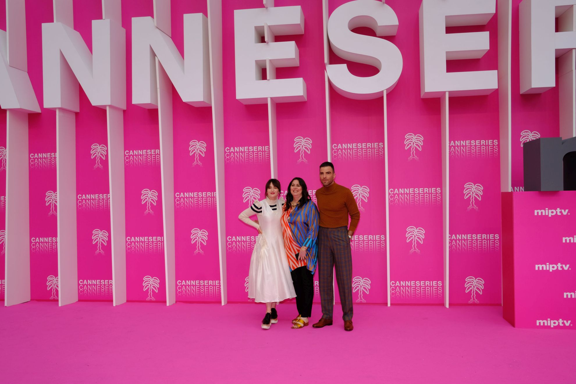 Canneseries 2019: Zachary Quinto sul pink carpet per la serie NOS4A2