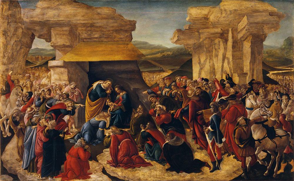 Diec - Il Miracolo di Illegio: una delle opere esposte