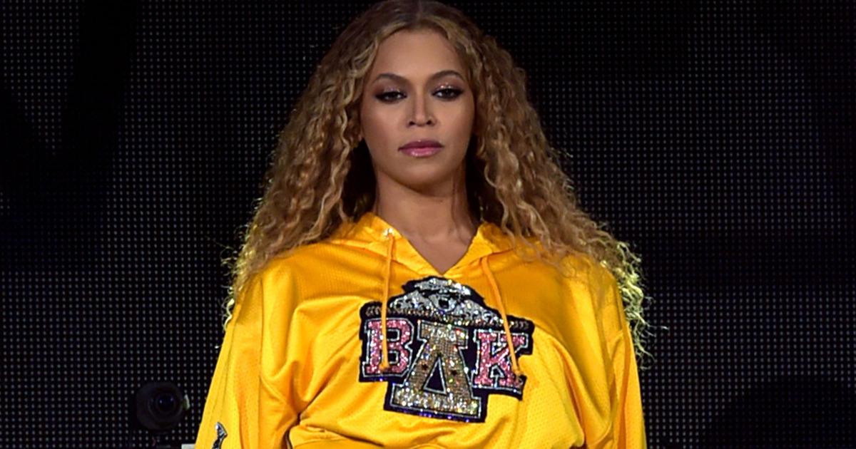 Homecoming - A Film by Beyoncé: Beyoncé durante l'esibizione a Coachella 2018
