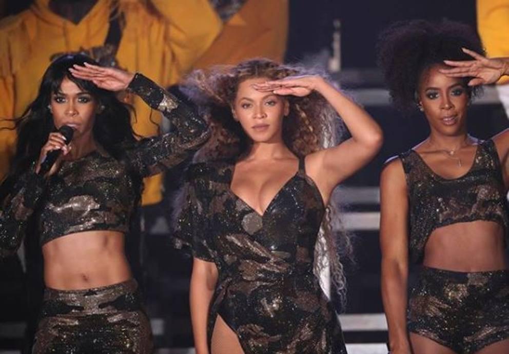 Homecoming - A Film by Beyoncé: Beyoncé in un'immagine del documentario