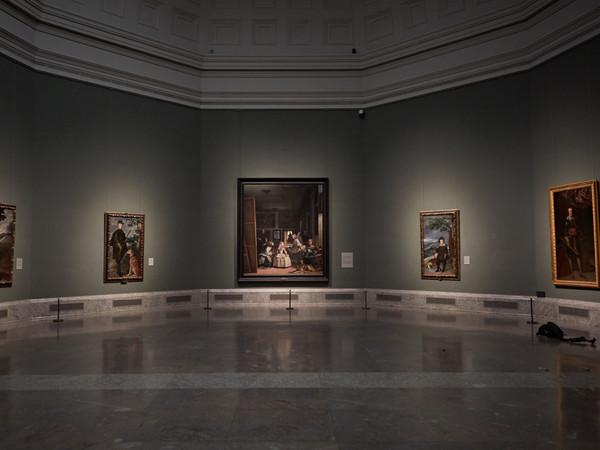 Il Museo del Prado - La Corte delle meraviglie: una scena del documentario