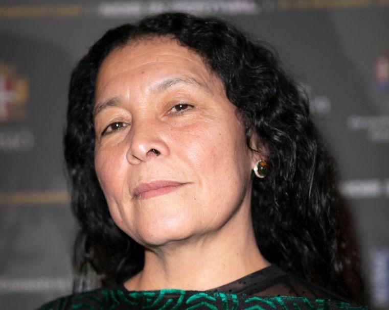 Un primo piano di Carmina Martinez ospite del Noir in Festival 2018
