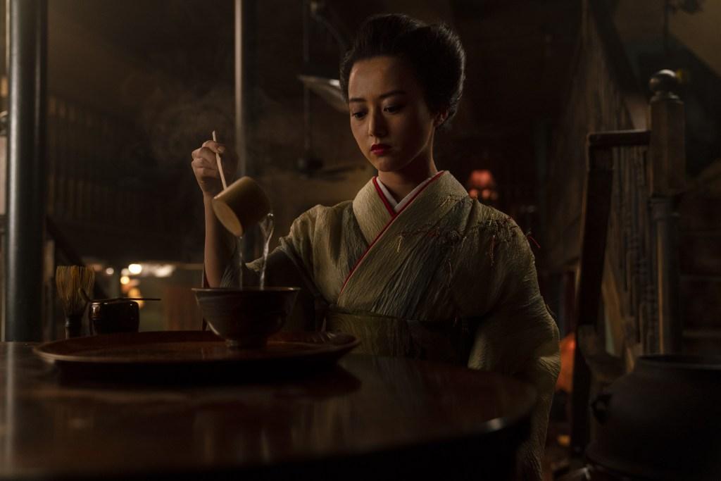 The Terror:  Kiki Sukezane è Yoki in una foto della stagione 2