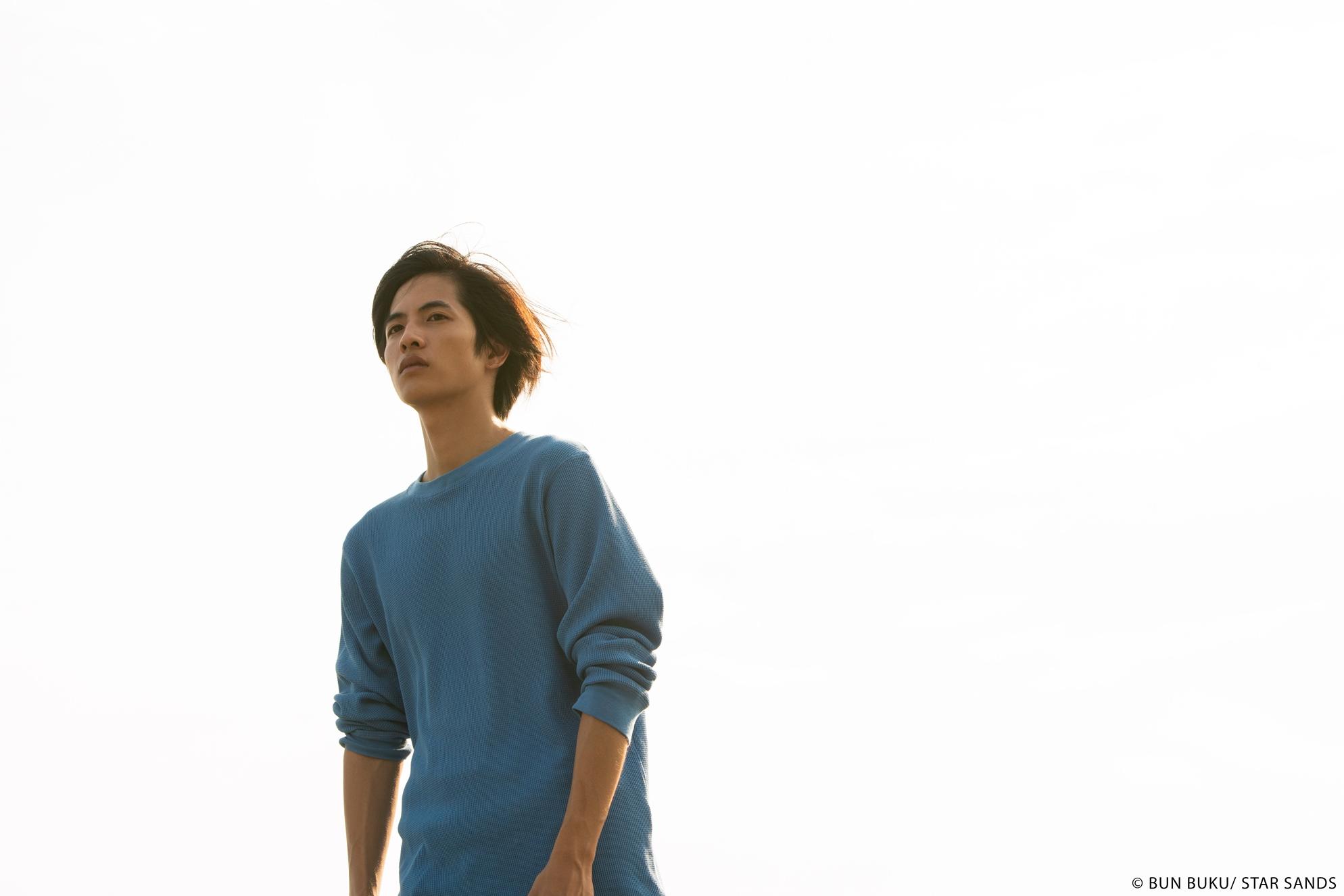 Junichi: una scena della serie