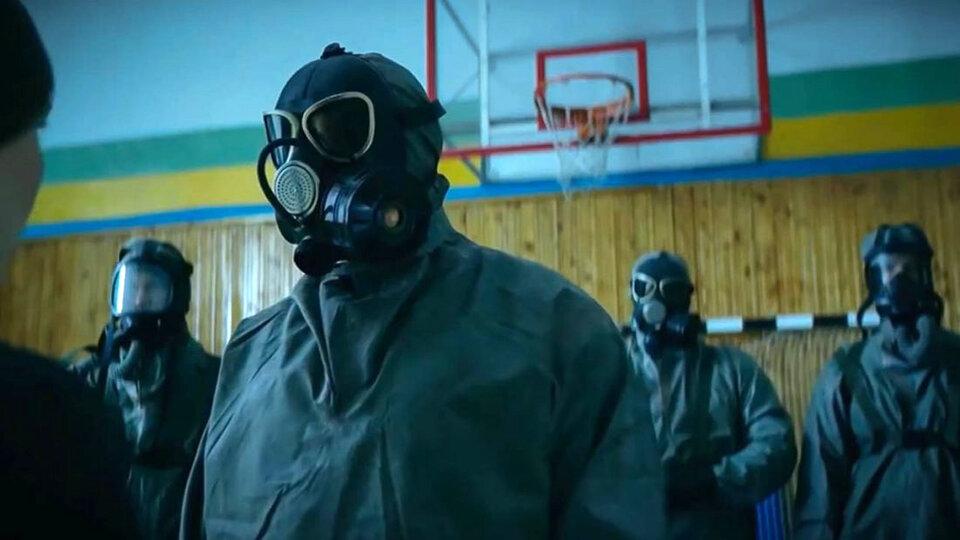 The Outbreak: una scena della serie