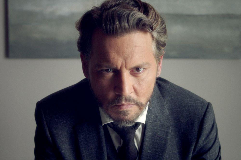 The Professor: un primo piano di Johnny Depp