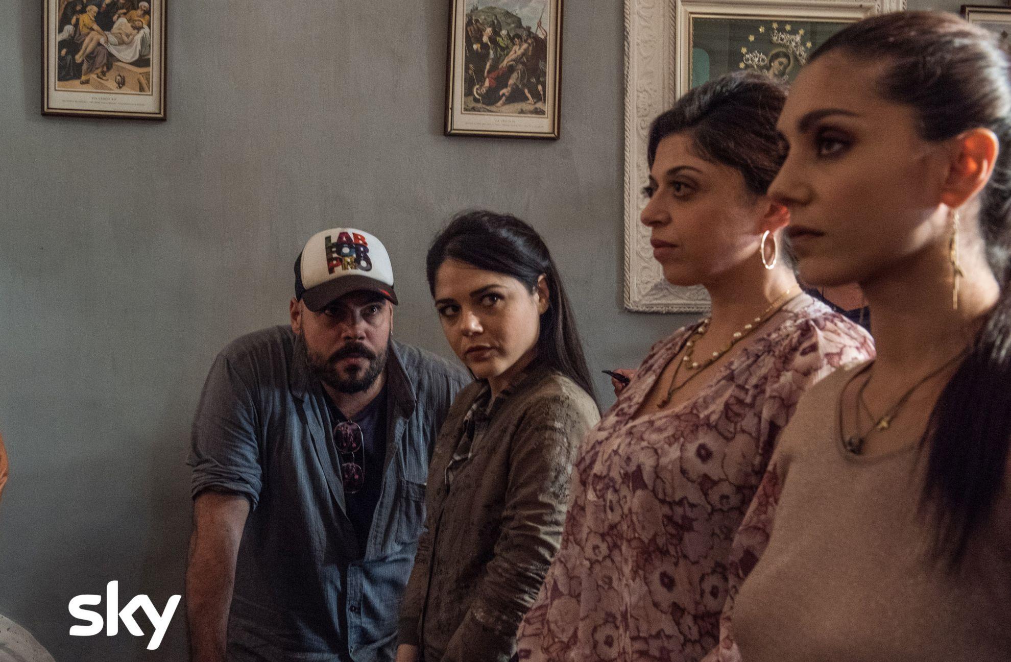 Gomorra - La Serie: Marco D'Amore da' indicazioni sul set del quinto episodio della quarta stagione