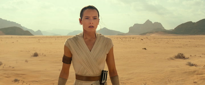 Star Wars: The Rise of Skywalker - Daisy Ridley appare nel primo teaser