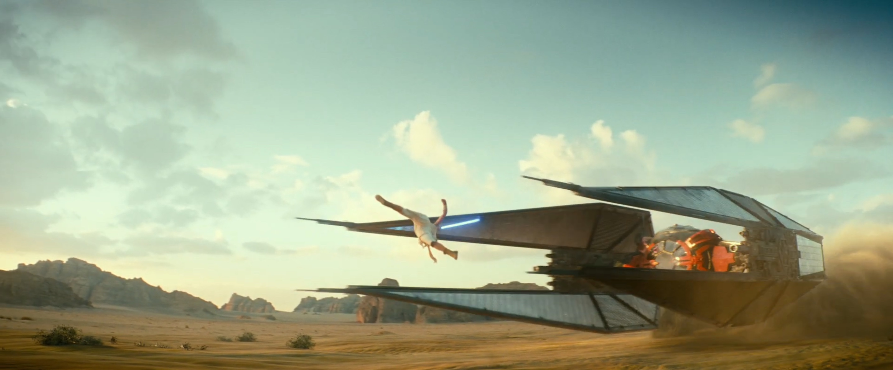 Star Wars: The Rise of Skywalker - Un'immagine dal primo teaser
