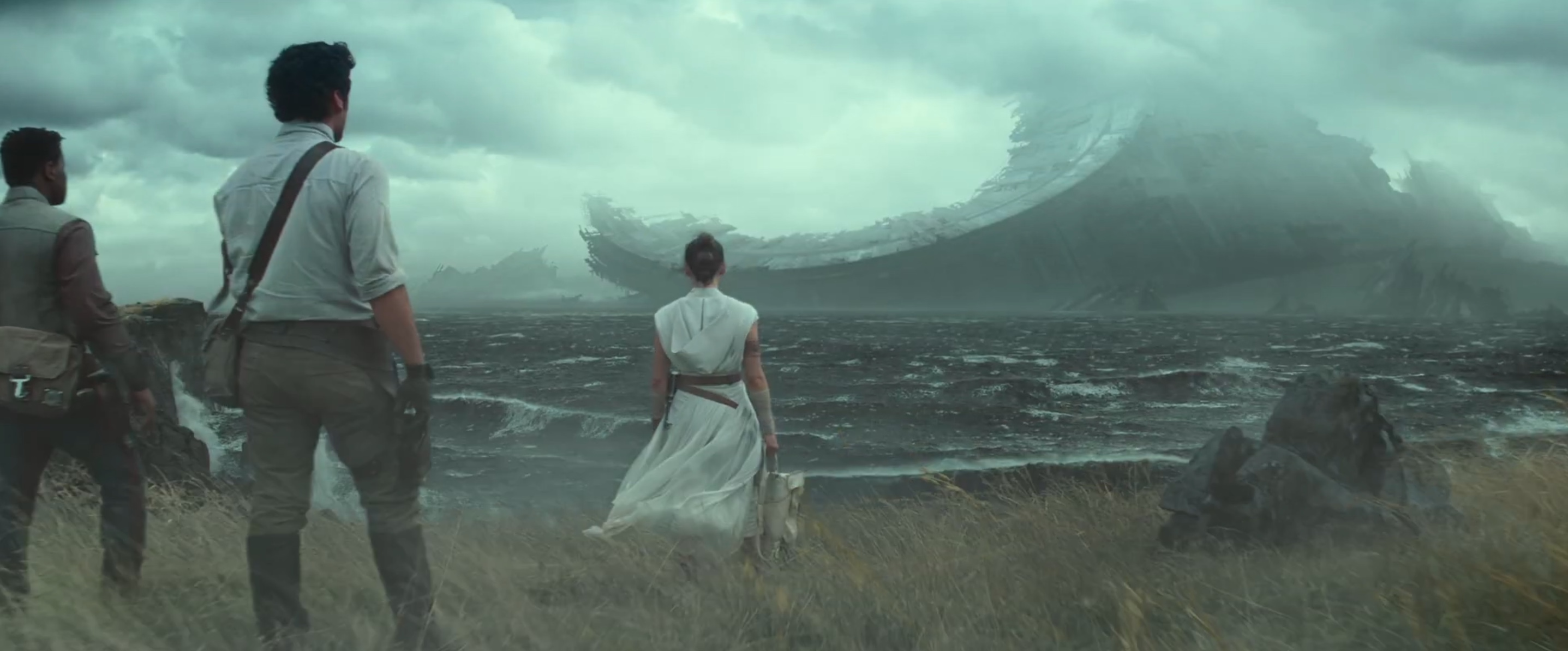 Star Wars: The Rise of Skywalker - Un'immagine suggestiva del primo teaser