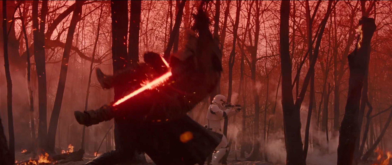 Star Wars: The Rise of Skywalker - Un'immagine d'azione dal primo teaser